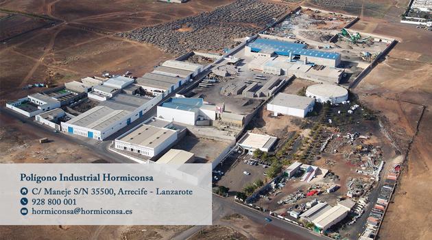 poligono industrial hormiconsa